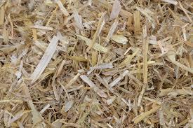 paille de céréales